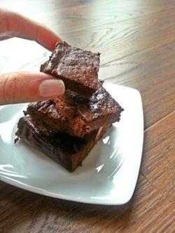 ciasto-czekoladowe -bez -cukru